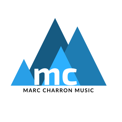 Marc Charron, music, musician, band logo